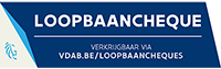 Logo Loopbaancheque Vlaanderen